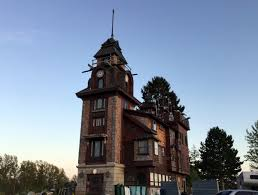 104 House Tower Meet Art And Margaret Rojsza The Masterminds Behind The Ferndale Clock Whatcomtalk