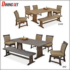 140 Dining Table Set Of 4