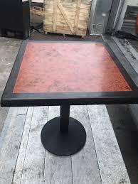 Secondhand Chairs And Tables | Restaurant Or Cafe Tables | Bistro ... Korean Style Ding Table Wood Restaurant Tables And Chairs Buy Small Definition Big Lots Ashley Yelp Sets Glamorous Chef 30rd Aged Black Metal Set Ch51090th418cafebqgg 61 Tolix Rectangular Onyx Matt Chair Fniture Side View Stock Vector The Warner Bar In 2019 Fniture Interior Indoors In Vintage Editorial Photography Image Town Quick Restaurant Table Chairs Bar Cafe Snack Window Blurred Bokeh Photo Edit Now