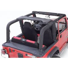 100 Roll Bar For Truck Full Cover Kit 9295 Jeep Wrangler YJ JeepHut Offroad