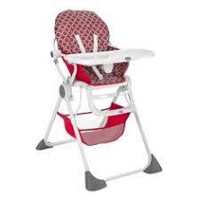 chaise haute siesta de peg pérégo pousette pr bébé s
