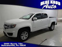 Used 2018 Chevrolet Colorado For Sale In Duncansville, PA ...