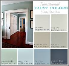 great transitional paint colors friday favorites