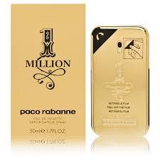 paco rabanne one million eau de toilette spray 1 7 oz perfume depot