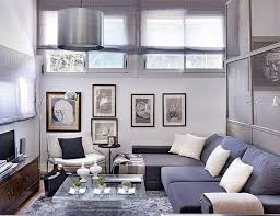 Cozy Apartment Living Room Design at Modern Home Designs