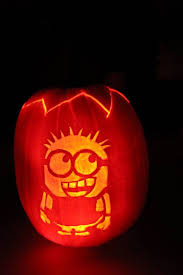 Minion Carved Pumpkins by 32 Best Pumpkins Halloween Images On Pinterest Creative Carving