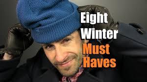 8 Winter Style Essentials