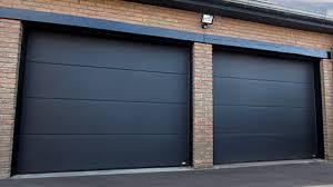 porte sectionnelle sur mesure porte de garage aluminium porte automatique coulissante maison infos