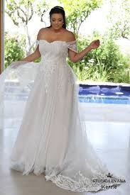 Plus size wedding gowns 2018 Kerrie 2