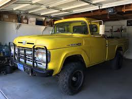 This Rare 1957 Ford F-250 4x4 Must Be Saved! - Ford-Trucks.com 10 Best Little Trucks Of All Time What Small 4x4 For Under 3k Grassroots Motsports Forum Pickup You Can Buy Summerjob Cash Roadkill Mercedes Trucks Suv Concept Wallpaper 2048x1536 46663 1978 Chevrolet Mud Truck 12 Ton Axles Block Auto Off 2018 Tacoma Toyota Canada Silverado V6 Bestinclass Capability 24 Mpg Highway Cheapest New 2017 Americas Five Most Fuel Efficient Small Dodge Elegant 1992 Cummins Ram W250 44 1st Gen 8 Favorite Offroad And Suvs