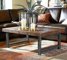 Pottery Barn Coffee Tables For Sale Pottery Barn Griffin Reclaimed