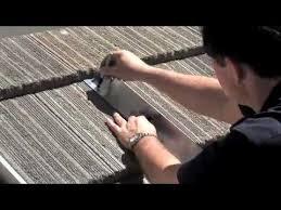 diy solar led lighting install free energy tile roof part 1