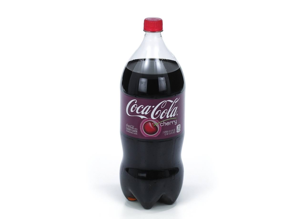 Coca-Cola Cherry Coke - 2L