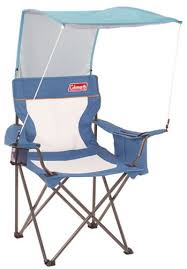 Coleman Camping Oversized Quad Chair With Cooler by Camping Gear Headquarters