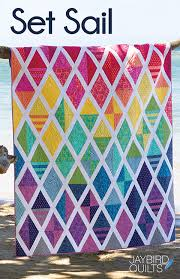 The Latest Jaybird Quilts Pattern Set Sail