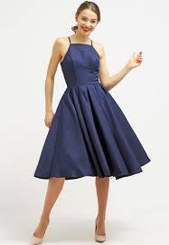chi chi london cassandra cocktail dress party dress navy