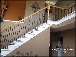 Wrought Iron Balusters Wrought Iron Stair Railing Idea John Robinson House Decor Exterior Handrail Including Light Blue Wood Siding Ornamental Wrought Iron Railings Designs Beautifying With Interior That Revive The Railings Process And Design Best 25 Stairs Ideas On Pinterest Gates Stair Railing Spindles Oil Rubbed Balusters Restained Post Handrail Photos Freestanding Spindles Installing
