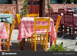 Orange Wooden Chairs And Tables With Purple Tablecloths In ... Tables Old Barrels Stock Photo Image Of Harvesting Outdoor Chairs Typical Outdoor Greek Tavern Stock Photo Edit Athens Greece Empty And At Pub Ding Table Bar Room White Height Sets High Betty 3piece Rustic Brown Set Glass Black Kitchen Small Appealing Swivel Awesome Modern Counter Chair Best Design Restaurant Red Checkered Tisdecke Plaka District Tavern Image Crete Greece Food Orange Wooden Chairs And Tables With Purple Tablecloths In