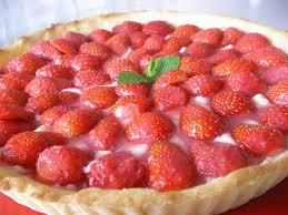 tarte aux fraises pate feuilletee tiramisu tarte aux fraises
