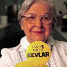Stephanie L Kwolek Inventor Of KEVLAR