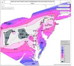 Sinking Spring Borough Snow Emergency by Winter Storm Summary For January 22 24 2016