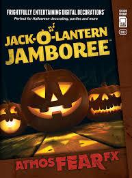 Singing Pumpkins Projector Setup by Amazon Com Atmosfx Jack O U0027 Lantern Jamboree Sd Card Hd 1080p