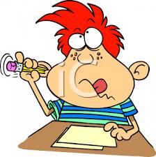 Schoolwork Clipart