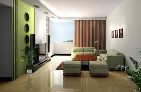 Living Room Decorating Brown Sofa by Living Room Decorating A Living Room With A Modern Interior