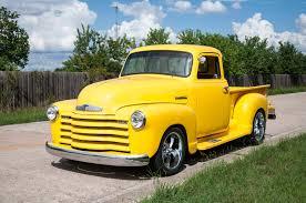 100 5 Window Truck 192 Chevrolet Custom GMC Franks Car Barn