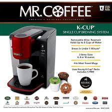 Keurig Coffee Maker Filter Fresh Mr Single Serve Walmart