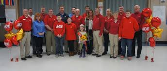 Ace Hardware Christmas Tree Bag by The Ace Hardware Foundation Announces Fifth Annual Ace Cares For