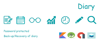100 Daily Source Diary App Android Studio Code