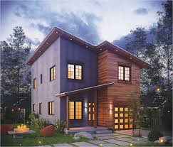 100 Modern House 3 Style Plan 80415 With Bed Bath 1 Car Garage