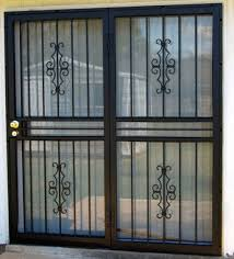 Sliding Glass Door Security Bar by Patio Door Security Gate Patio Furniture Ideas