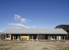 100 Crosson Clarke Carnachan Architects The Design Of This Wanaka Retreat Is Simplicity At Its Finest