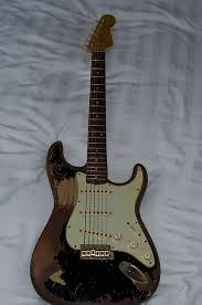 McLoughlin Guitars John Mayer Black One