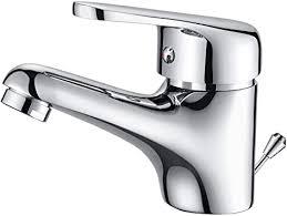 auralum wasserfall wasserhahn bad mit zugstange einhebel