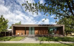 100 Studio B Home Creates Rectangular Brick Home For Historic Denver