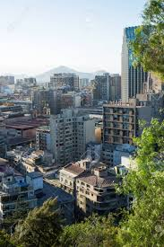 100 Houses In Chile And Streets Of An Capital Santiago South
