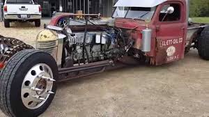 Diesel Rat Rod - YouTube