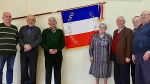 bureau ancien combattant nouveau drapeau pour les anciens combattants