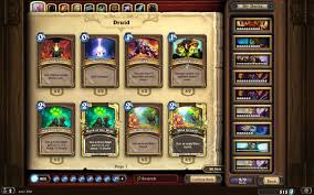 show me your decks names hearthstone