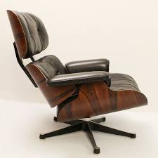 Charles & Ray Eames Lounge Chair For Herman Miller, Circa 1980 ... Parts 2 X Eames Replacement Lounge Chair Black Rubber Shock Mounts Design Classic Stories The And Ottoman Eames Miller Chair Shock Mounts Futuempireco Herman Miller Nero Leather Santos Palisander Blackpolished Base New Dimeions Selection Sold Filter Spare Part Finder For All Replacement Parts You Need Vitra Armchair Pallisander Shell Repair Other Plywood Lounges Paired