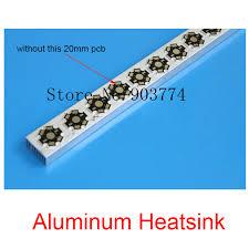 5 7x3w 15w 18w 21w aluminum heatsink for high power led aquarium