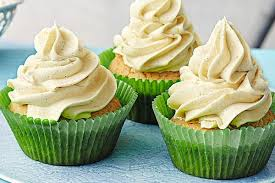 vegane vanille buttercreme cups rezept küchengötter