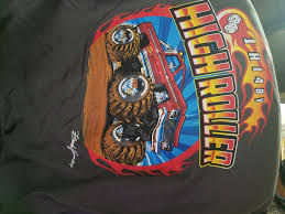 High Roller Monster Truck | Shirts And Jackets | HobbyDB The Blot Says Hundreds X Bigfoot Original Monster Truck Shirts That Go Little Boys Big Red Tshirt Jam Grave Digger Uniform Black Tshirt Tvs Toy Box Monster Jam 4 5 6 7 Tee Shirt Top Grave Digger El Toro Check Out Our Brand New Crew Shirts From Dirt Blaze And Birthday Shirt Raglan Kids Tshirts Fine Art America Truck T Lot Of 8 Adult Large Shirts Look Out Madusa Pink Tutu Dennis Anderson 20th Anniversary Team News Page 3 Of Crushstation Monstah Lobstah Truckjam Birtday Party Monogram