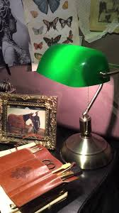 Green Bankers Lamp History by Vintage Banker U0027s Lamp Funny Museum By Daniel Wang Youtube