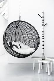Knotted Melati Hanging Chair Natural Motif by 15 Summer Ready Cocoon Chairs That Invite Themselves In Bubble