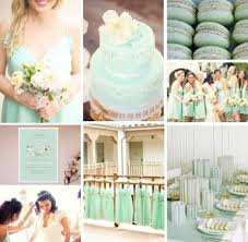 Its Such A Clean Pretty Color And Paired With Coral Ivory Or Gold It Takes On Very Vintage Feel Perfect For Spring Summer Wedding
