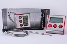 thermometre cuisine pas cher acheter un thermomètre de cuisson pas cher pour faire un cadeau